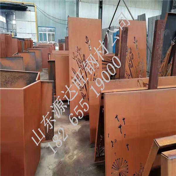 Q345NH耐候钢板可以应用在什么范围?