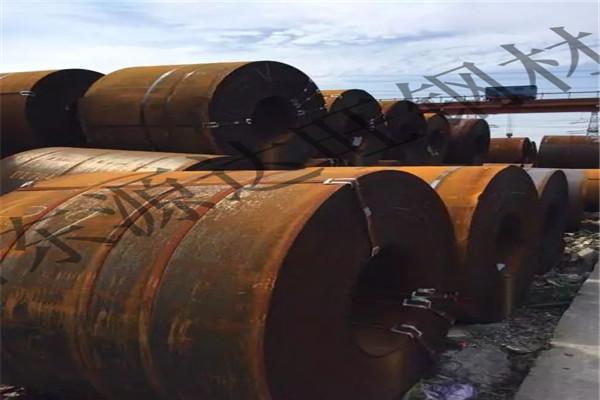 金华Q235NH耐候钢板元素损伤原因分析