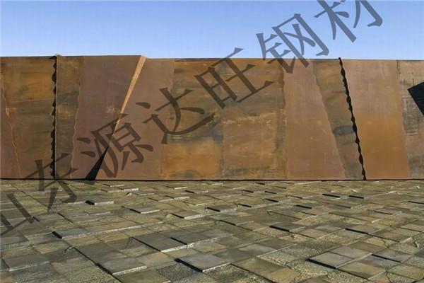 吉安Q345NH耐候钢板板型缺陷原因分析
