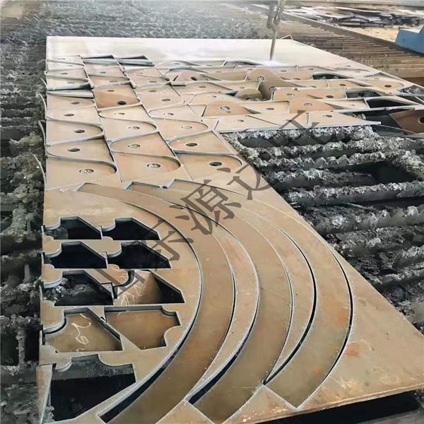切割合肥Q295NH耐候钢板时如何解决这个问题?