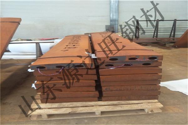 潍坊Q235NH耐候钢钢板为什么会生锈